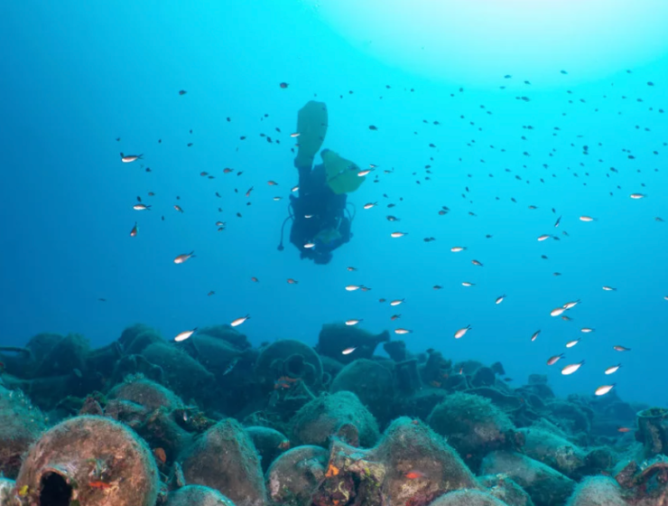 Peristera shipwreck in Alonissos opens to divers on June 1