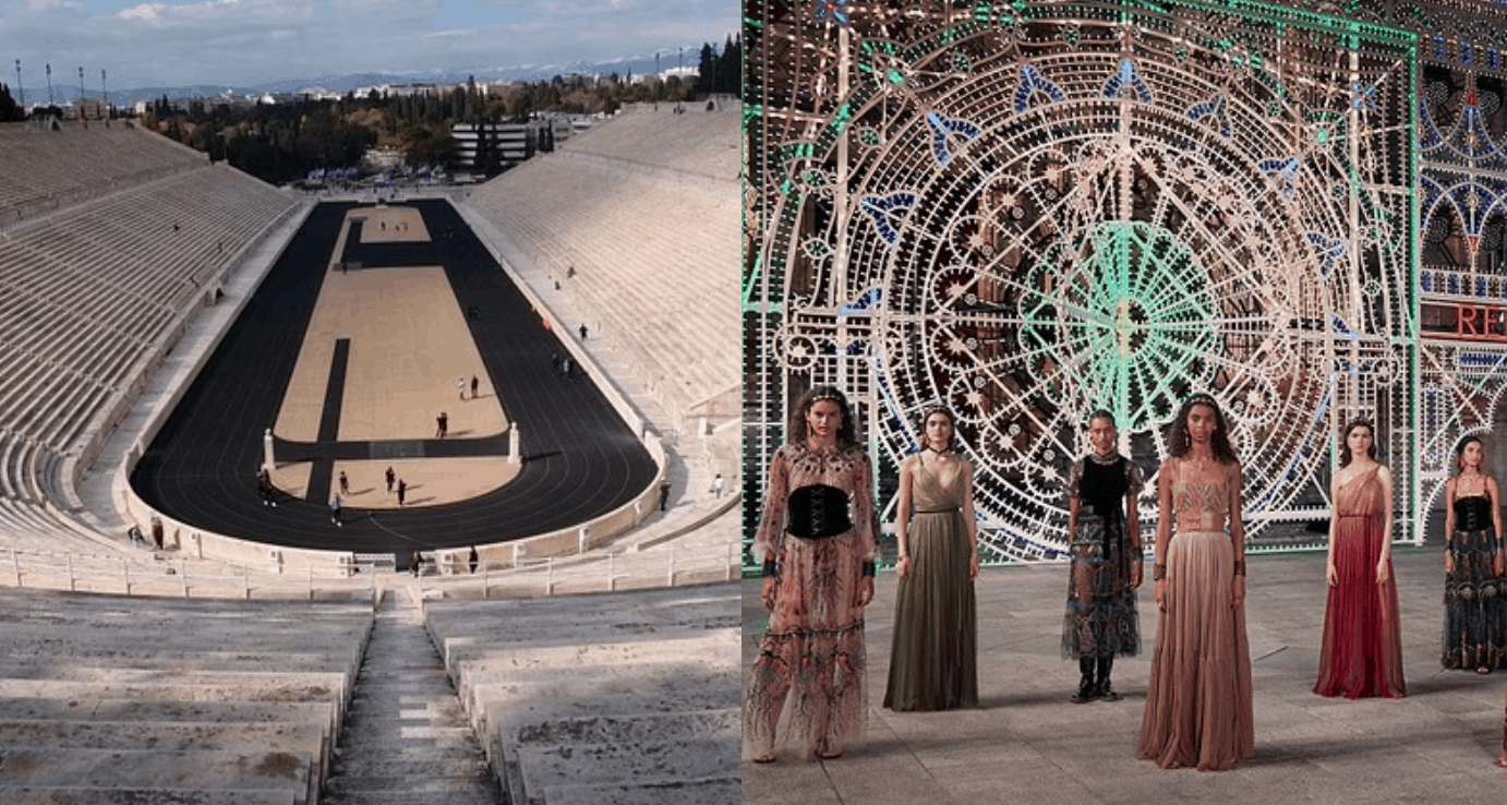 Dior to present Cruise 2022 Collection at Kallimarmaro in Athens