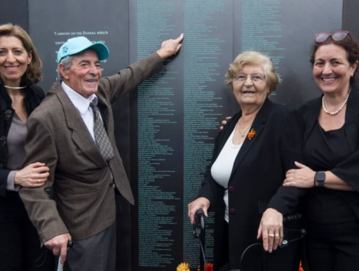 Greek community to be honoured on Australia's new National Monument to Migration