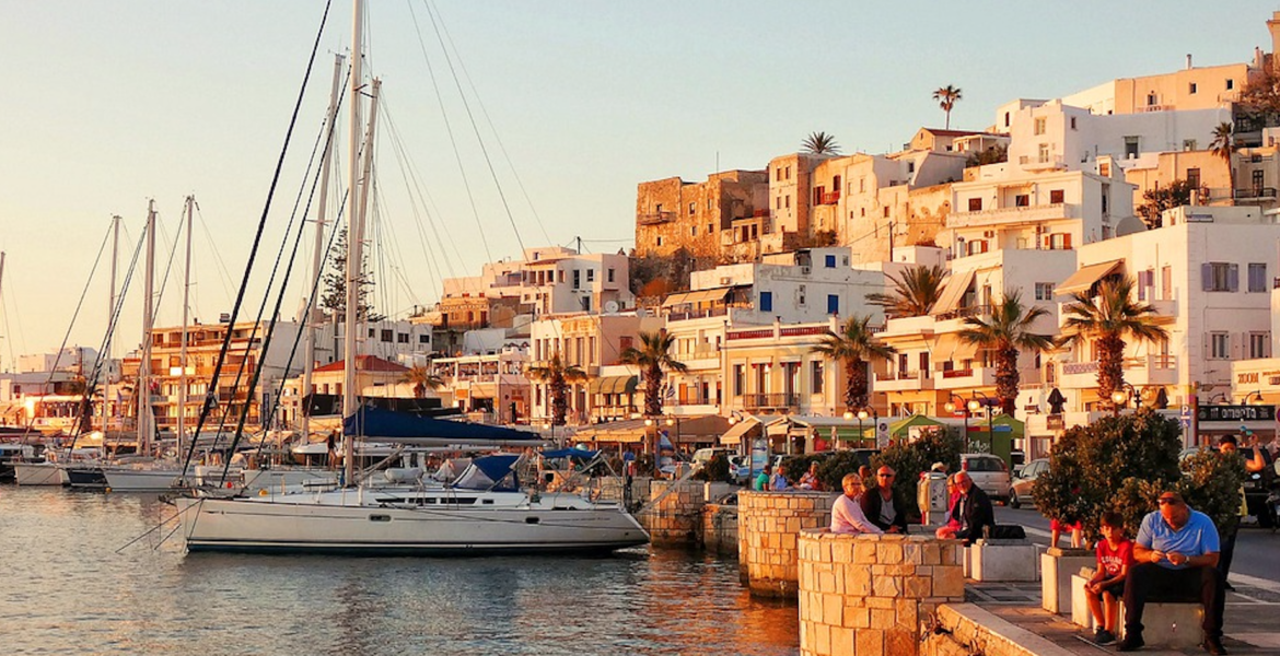 Greece is a 'top destination in bookings' for French holidaymakers