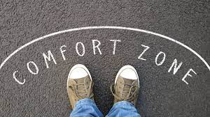 Is our comfort zone making us depressed and anxious? 2
