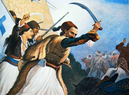 The Battle of Valtetsi –The first great battle of the Greek Revolution 2