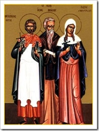 St. Lydia of Philippisia Commemorated on May 20 2