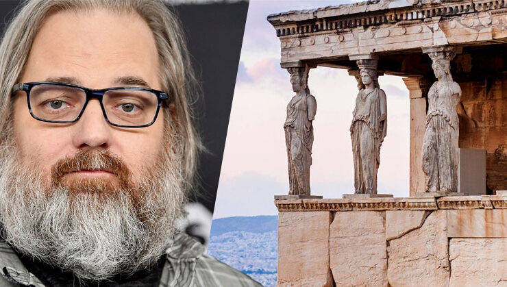 Fox's new animated series 'Krapopolis' set in mythical ancient Greece