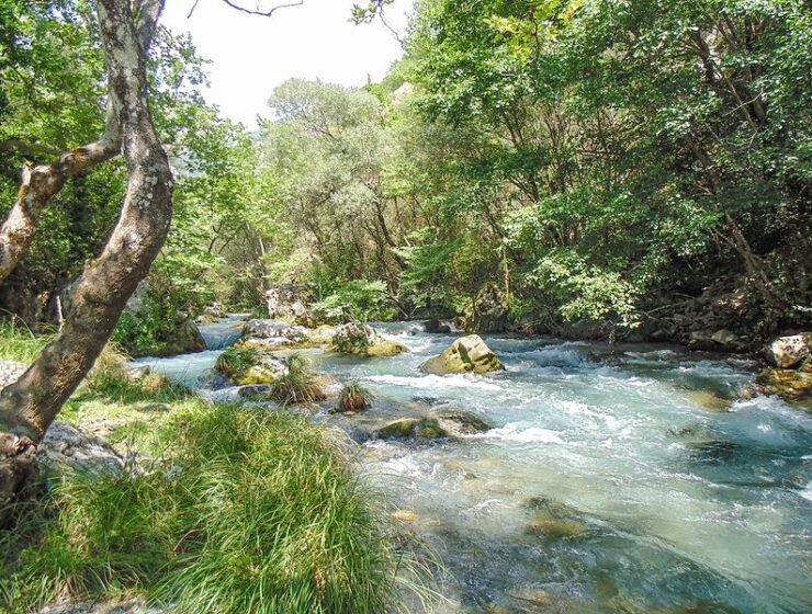 A Trip to Lousios – the Magical River Where the Nymphs Bathed the Newborn Zeus 1