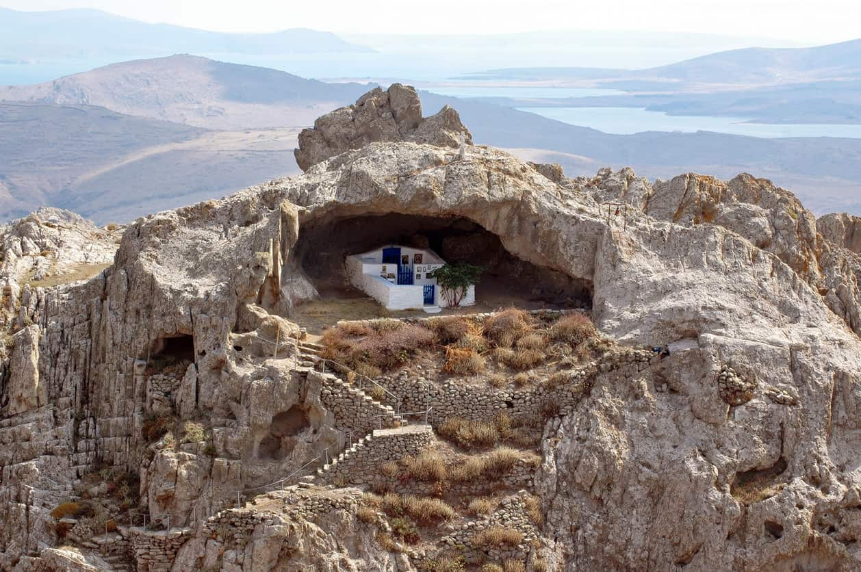 The stories behind Greece's most unique and mysterious churches