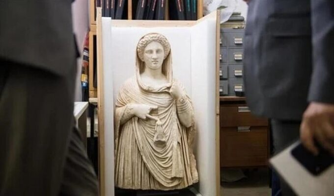 British Museum Returns Looted Ancient Greek Statue to Libya