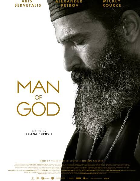 'Man of God' wins audience award at world premiere in Russia 1