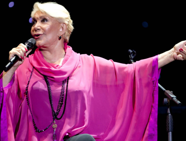 Xronia Polla to Greece's legendary singer Marinella, who turns 83 today