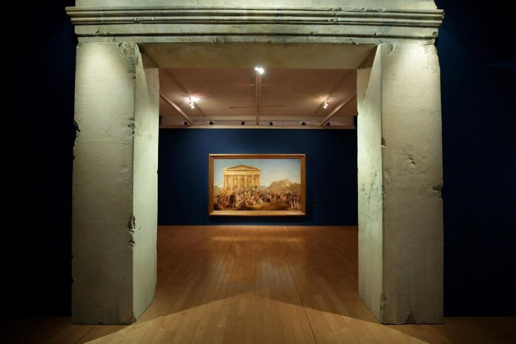 '1821 Before and After' exhibition at the Benaki Museum, Athens