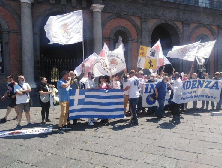 Interview with Aniello Sicignano: The awakening of Greek identity in Magna Grecia-Two Sicilies 1