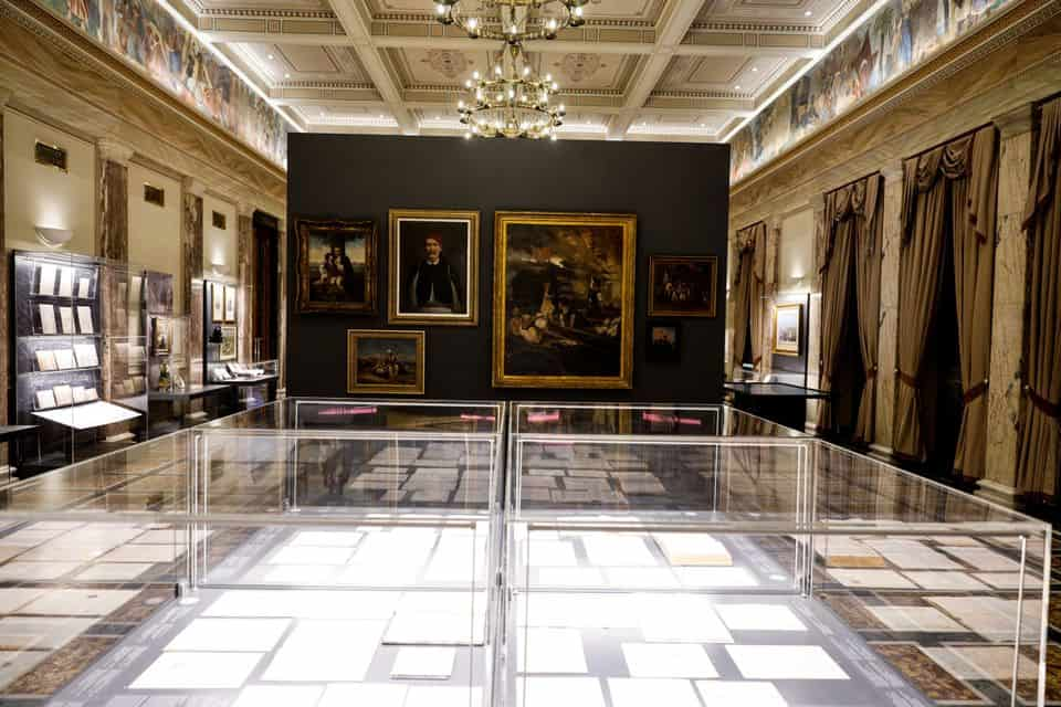 """""""Beholding Liberty! At the Hellenic Parliament, two centuries later"""" Exhibition"""
