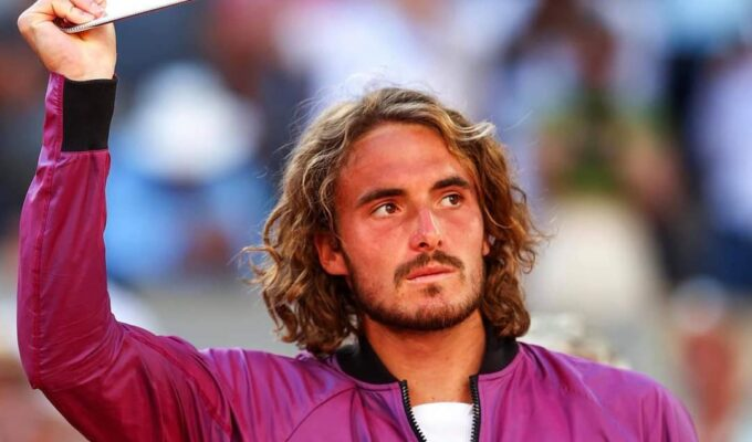 Stefanos Tsitsipas gets heartbreaking news 5 minutes before French final 3