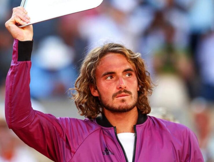 Stefanos Tsitsipas gets heartbreaking news 5 minutes before French final 2