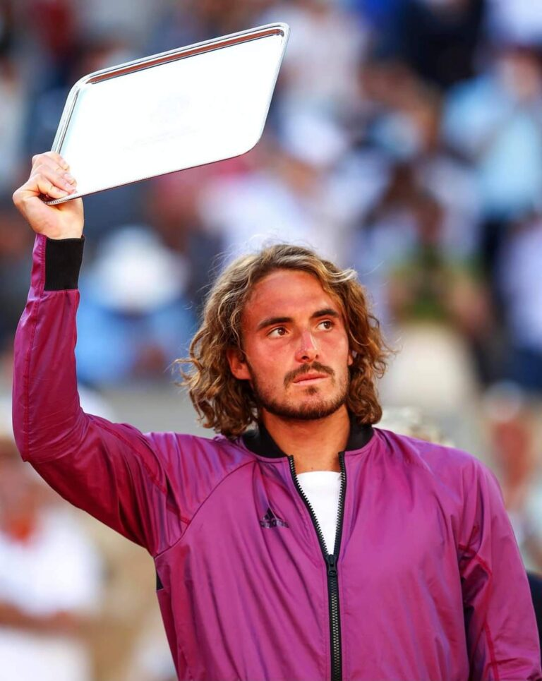 Stefanos Tsitsipas gets heartbreaking news 5 minutes before French final
