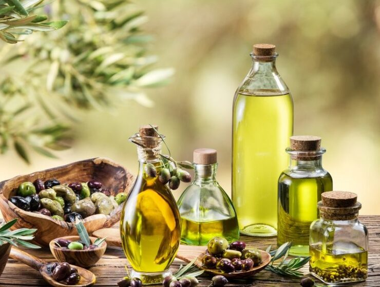 Greek olive oil exports have increased by a spectacular 225% 1