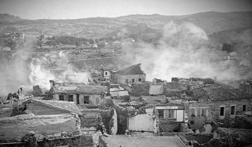 On This Day June 12, 1914: Ancient Greek Community of Phocaea in Asia Minor is Massacred 16