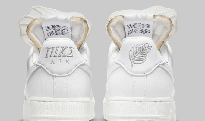 Nike's 'Air Force 1 low' pays homage to the Goddess of Victory