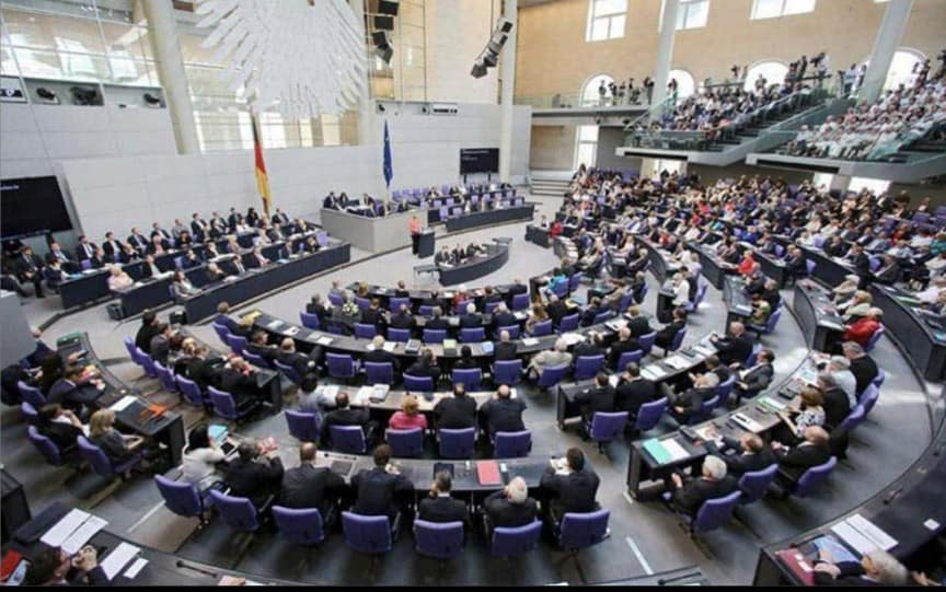 German parliament rejects bill on arms embargo on Turkey 1