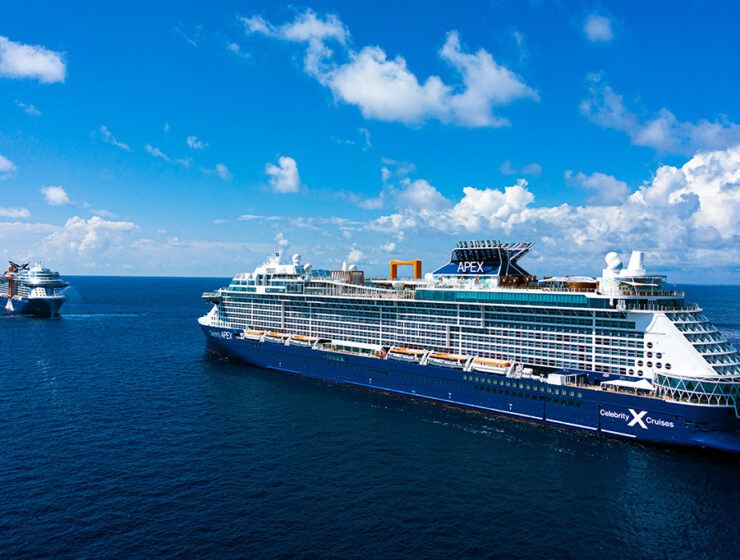 Celebrity Apex Sails from Greece with Guests Onboard 9