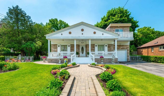My Big Fat Greek Wedding house is up for sale 1