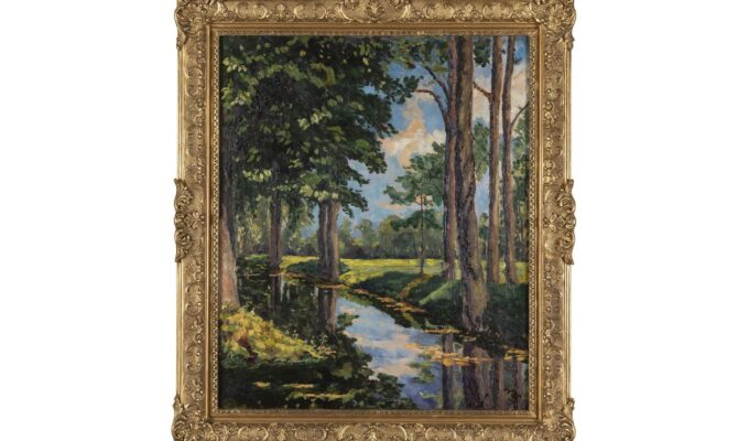Aristotle Onassis painting sold for $1.85 million 2