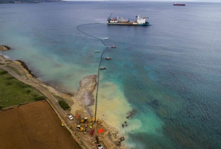 Crete-Peloponnese: The record-breaking interconnection sends positive signals