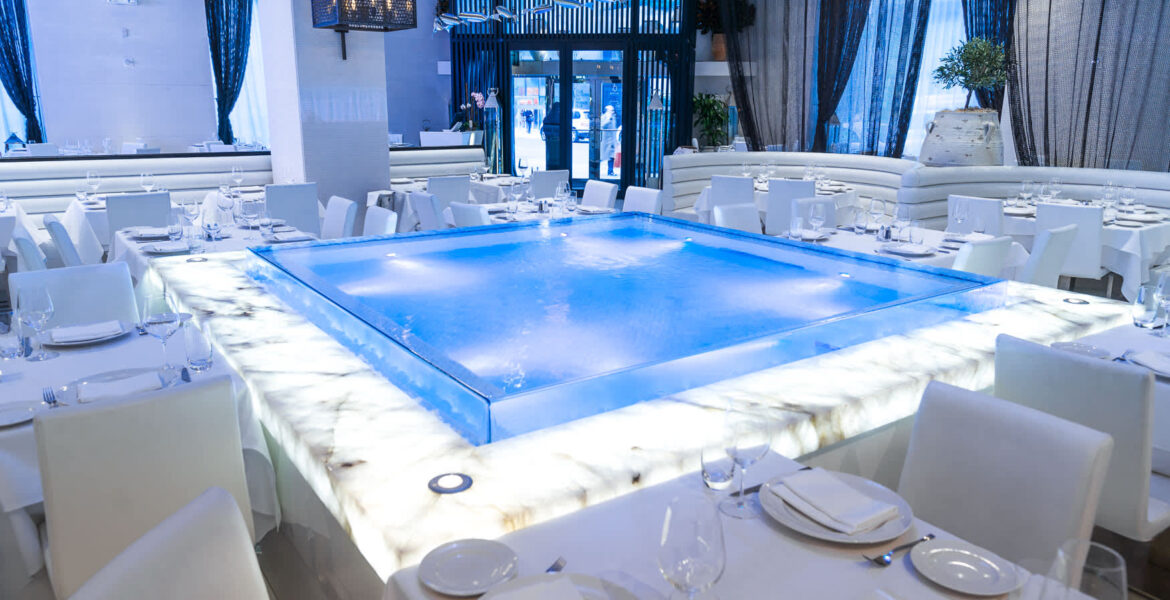 Escape to the Greek Islands at Limani NYC