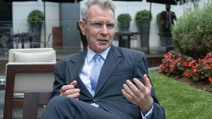 Greece is a place where you can touch history, US Ambassador Pyatt says 1