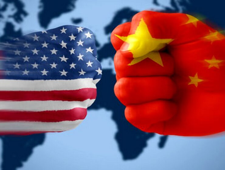 China calls for an end to its 'demonisation' by the US 2