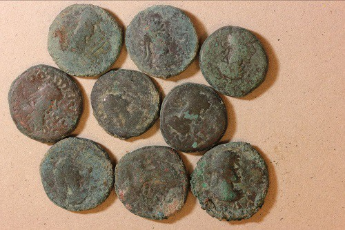 Rare Cache of 6th-Century Coins Found in the Ancient Greek City of Phanagoria 19