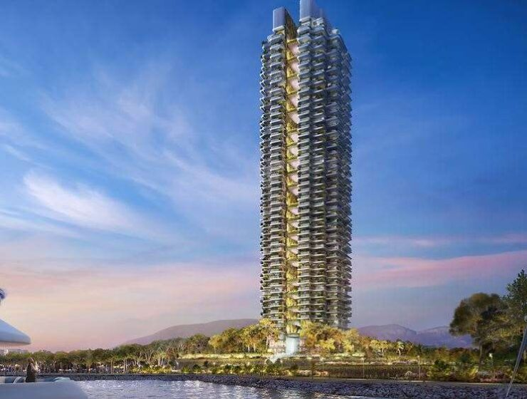 Greece set to have the tallest 'green' skyscraper in the Mediterranean 14