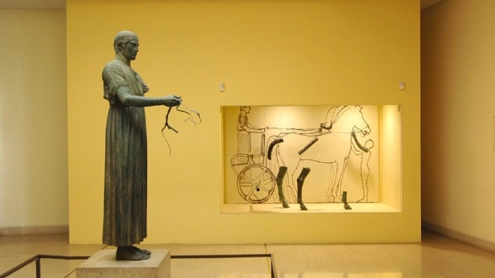 Archaeological Museum of Delphi
