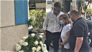 20 year old victim of Greek terrorist group remembered 2