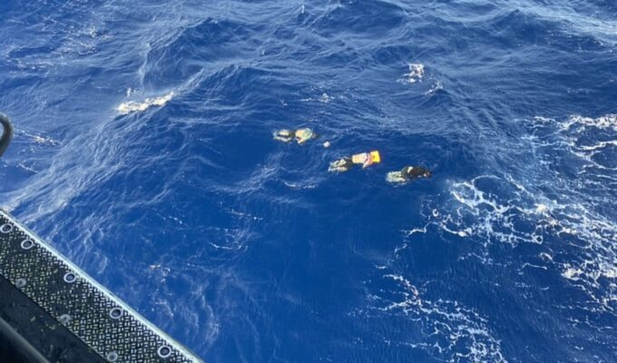 37 foreign nationals rescued off the southern coast of Kassos, near Crete 10