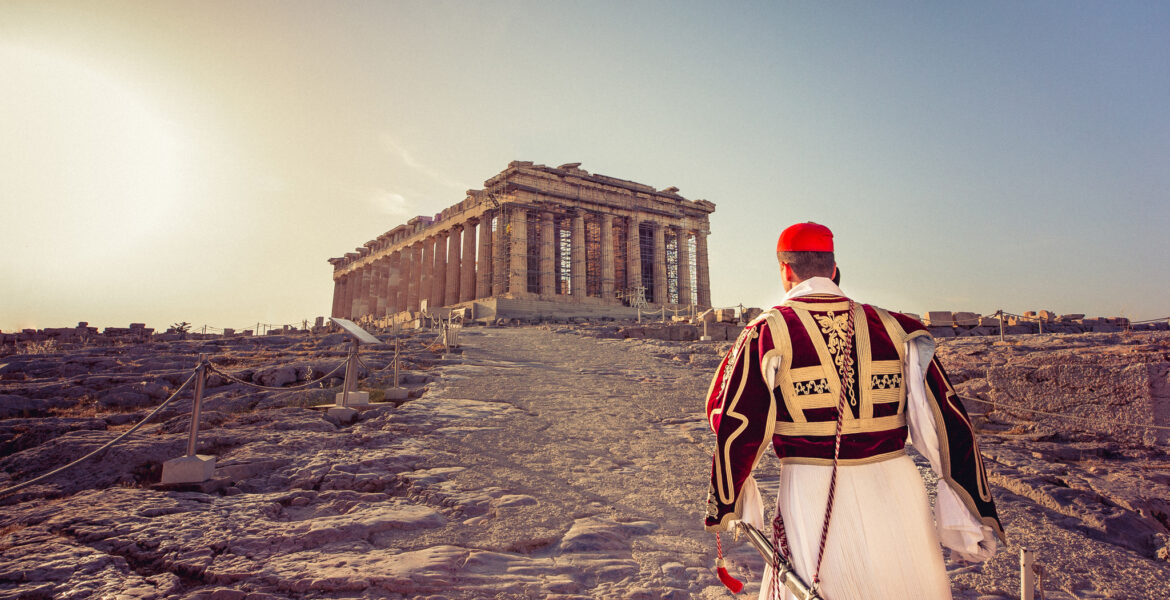 The Parthenon Report: Mohammed's Cat (Part 1) 1