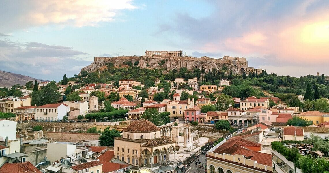 Athens: Time Magazine's World's Greatest Places 2021 1