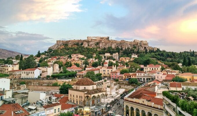 Athens: Time Magazine's World's Greatest Places 2021 3