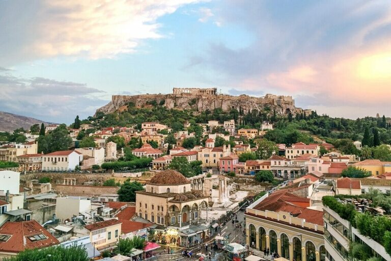 Athens: Time Magazine's World's Greatest Places 2021