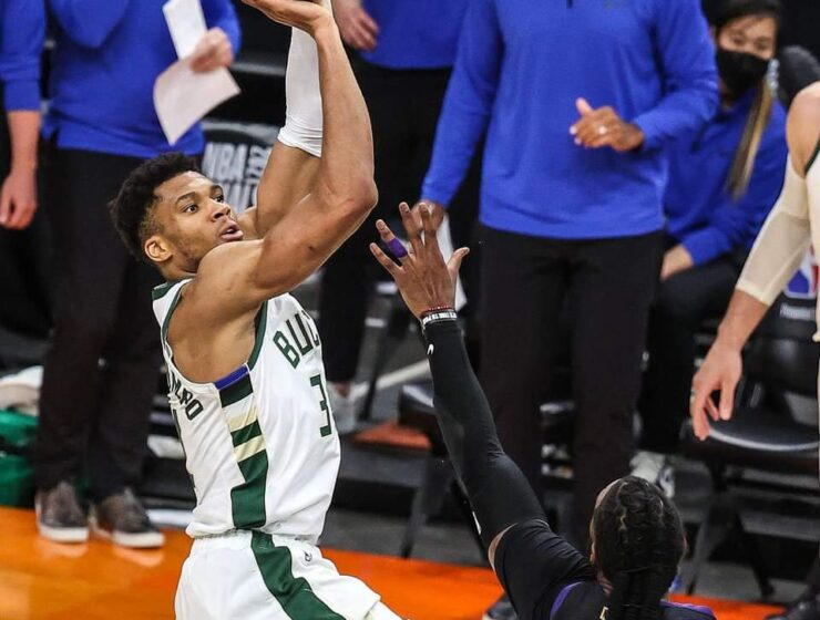 10 Plus 1 Things You May Not Know About the Greek Freak 7