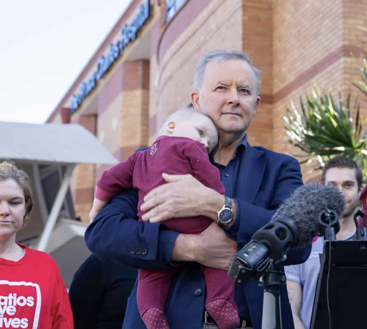 Anthony Albanese families