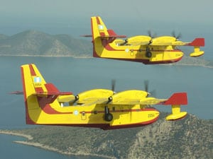 Greece sends aircraft to help Italy battle catastrophic fires in Sardinia 5