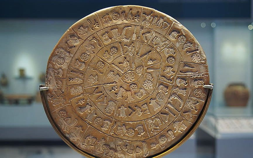 Ancient Greek 'Phaistos Disc' Finally Decoded, May Refer to Goddess of Love 23