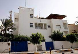 Opening Ceremony today for Consulate General of Greece in Benghazi 2