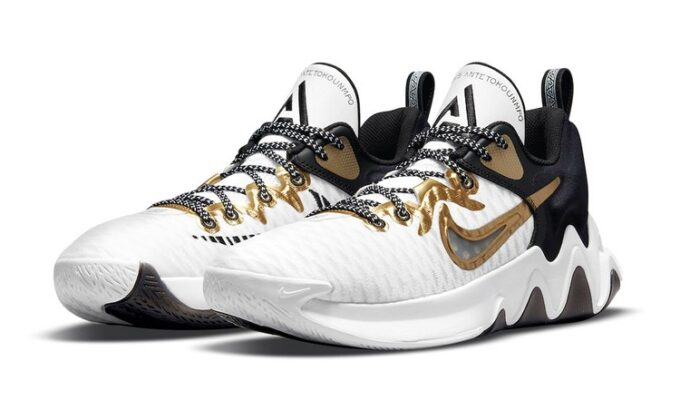"""Giannis Antetokounmpo Celebrates First Ring With Nike Giannis Immortality """"Championship"""" 2"""