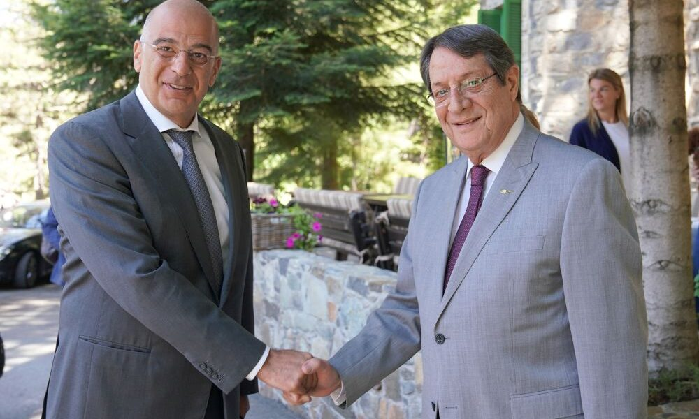 Greece and Cyprus in crisis talks over Turkish provocations 1