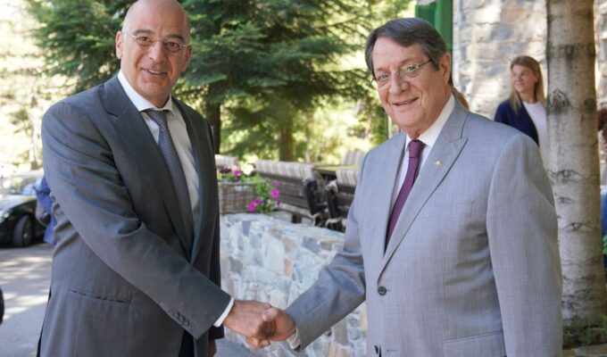 Greece and Cyprus in crisis talks over Turkish provocations 2