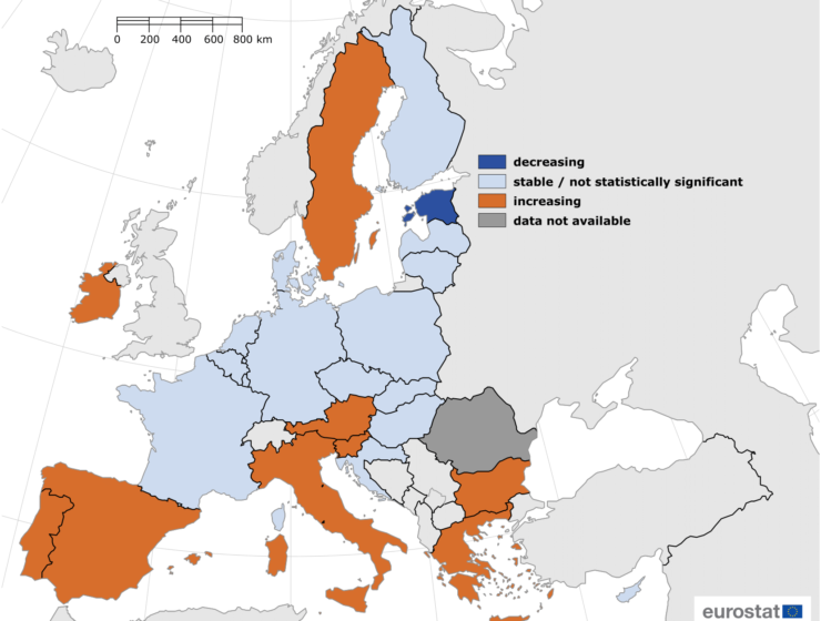 Greece, Cyprus amongst countries with increasing poverty risk 1