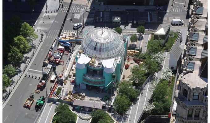The St Nicholas Shrine NYC to be ready for Sept 11th 2021 8