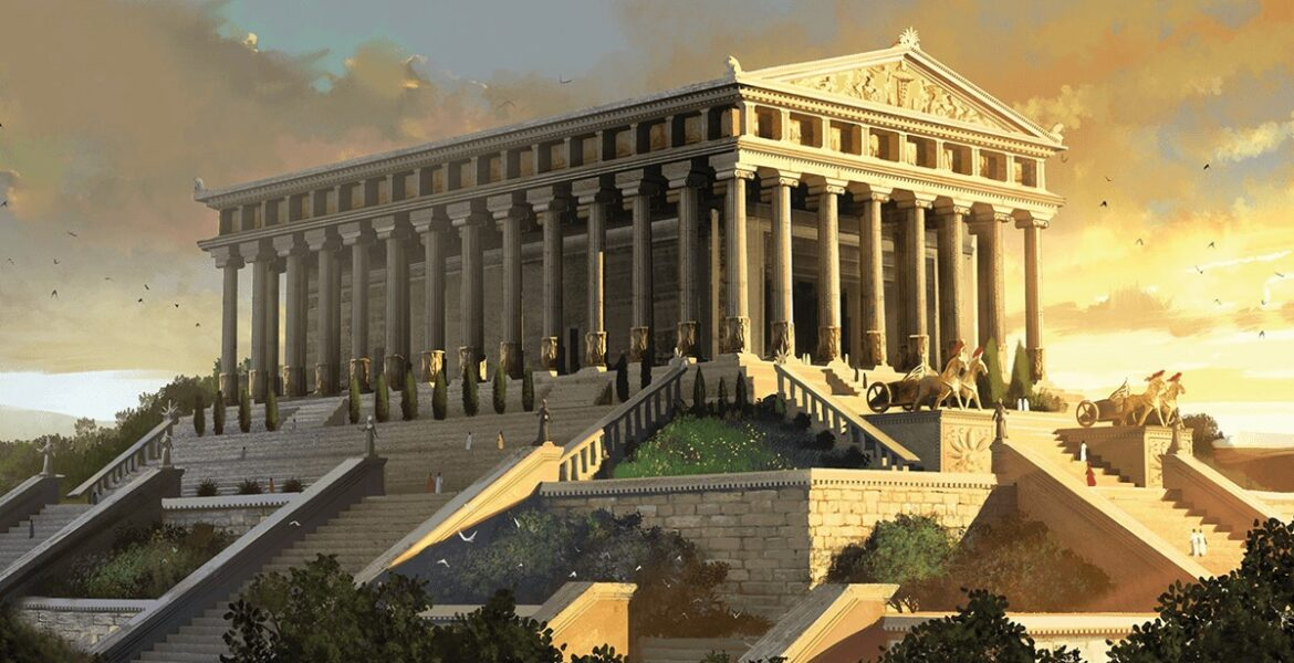 On This Day | 21 July 365 BC Herostratus set fire to the Temple of Artemis in Ephesus 1
